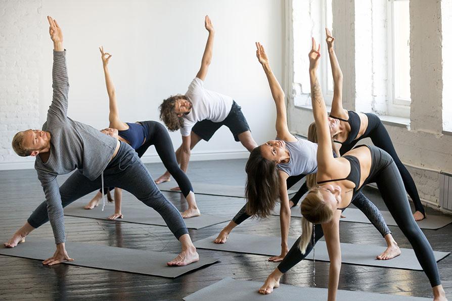 Power Yoga Info
